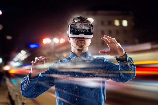Virtuális valóság létrehozása a valóság 3D szkenneres modellezésével